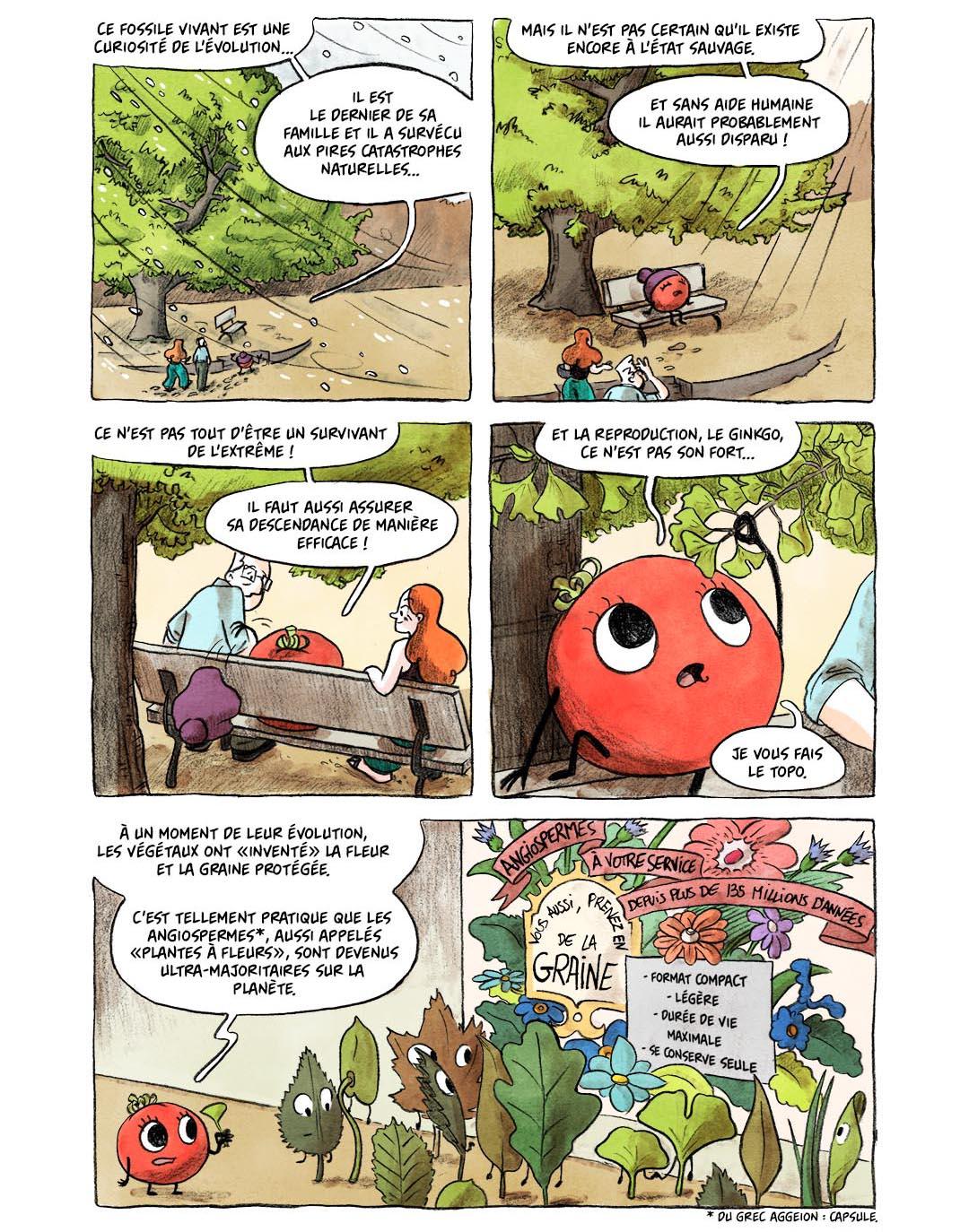Episode 3 Le Fossile Qui Pond Des Oeufs La Folle Histoire Des