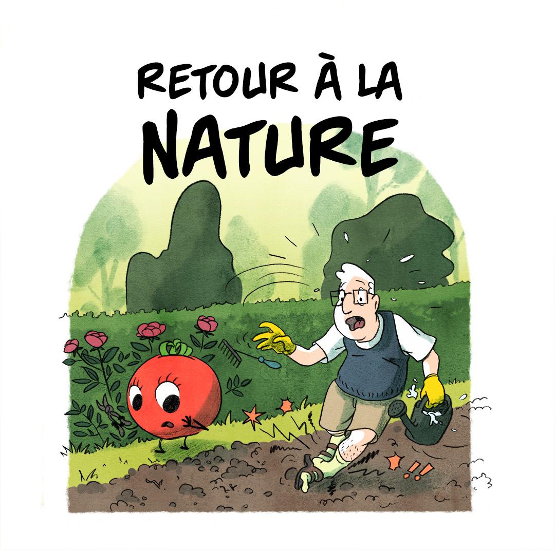 Épisode 9 : retour à la nature