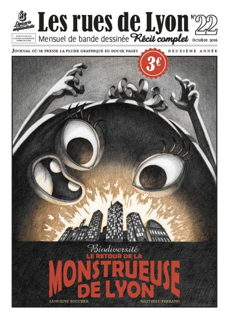 Episode 10 bonus : le retour de la monstrueuse de Lyon